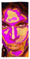 Colorful Prince - Purple Hand Towel