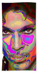 Colorful Prince Hand Towel
