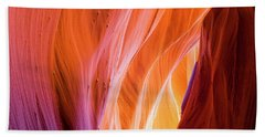 Colors Of The Rainbow Bath Towel