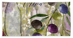 Colors Of Tuscany Hand Towel