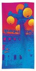 Colors Of Ybor City Bath Towel