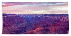 Grand Canyon Sunrise Hand Towel