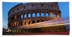 Colosseum Rush Hand Towel