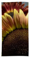 Sunflower Selfies Bath Towel