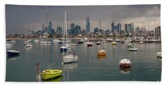 Colour Of Melbourne 2 Bath Towel
