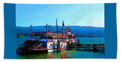 Columbia Sternwheeler Bath Towel