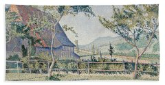 Comblat-le-chateau, The Meadow Hand Towel