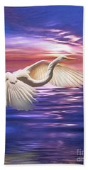 Come Fly With Me Bath Towel