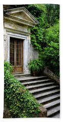 Bath Towel featuring the photograph Come On Up To The House by Marco Oliveira