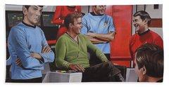Comic Relief Hand Towel