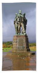 Commando Memorial Bath Towel
