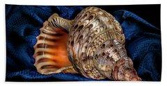 Conch Shell Bath Towel