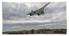 Concorde - High Speed Pass_2 Bath Towel