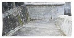 Concrete Walls Hand Towel