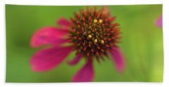 Cone Flower Bath Towel