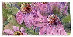 Coneflower Hand Towel