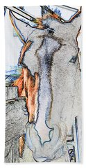 Connections To Childhood Bath Towel