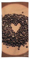Cooking Desserts With Love  Hand Towel