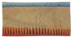 Corn Field Hand Towel