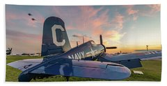 Corsair Sunset Hand Towel