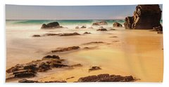 Corunna Point Beach Hand Towel