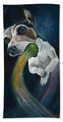 Cosmojo Hand Towel by Claudia Goodell