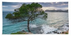 Costa De La Calma Tree Bath Towel