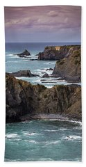 Hand Towel featuring the photograph Costa Vicentina by Edgar Laureano