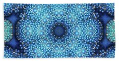 Cote D'azur Hand Towel by Mo T