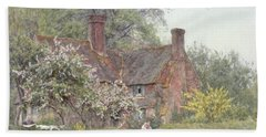 Cottage At Chiddingfold Bath Towel
