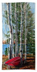 Cottage Country 2 Bath Towel