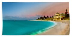 Cottesloe Beach Sunset Hand Towel