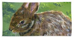 Cottontail Bath Towel
