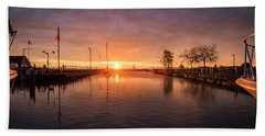 Could Be Paradise Hand Towel