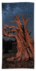 Countless Starry Nights Hand Towel