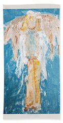 Country Angel Bath Towel