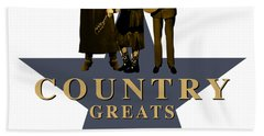 Country Greats Bath Towel
