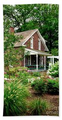 Country Home Bath Towel