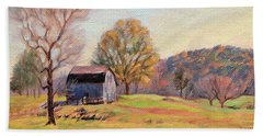 Country Morning Hand Towel