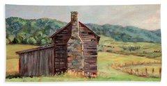 Country Quiet _ Rocky Gap Virginia Hand Towel