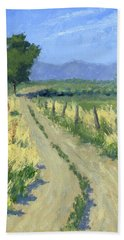 Country Road Hand Towel