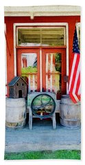Country Store Hand Towel