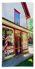Country Store  Bath Towel