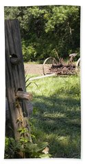 Country Work Hand Towel