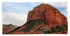 Courthouse Butte Hand Towel
