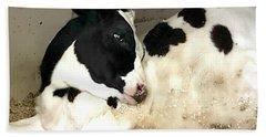 Cow Cutie Hand Towel