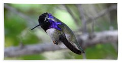 Coy Costa's Hummingbird Hand Towel