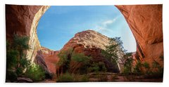 Coyote Gulch Utah  Bath Towel