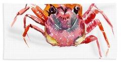 Crab Bath Towel