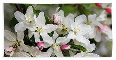 Crabapple Blossoms 13 - Hand Towel